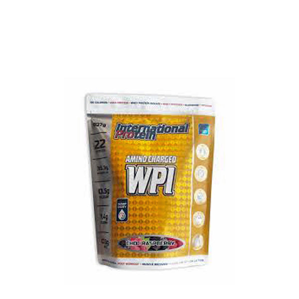 International Protein Amino Charged WPI 900g - Nutrition Co Australia