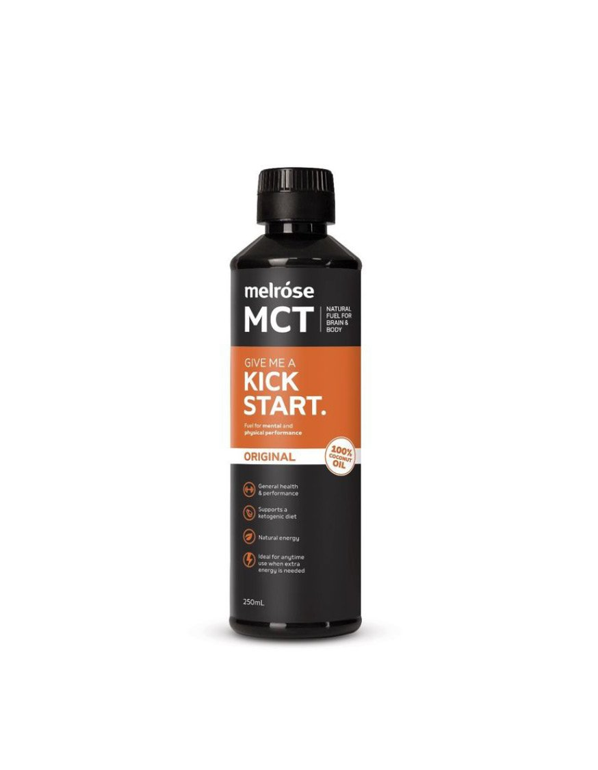 Melrose MCT Oil pro 250ml, Melrose - Nutrition Co Australia