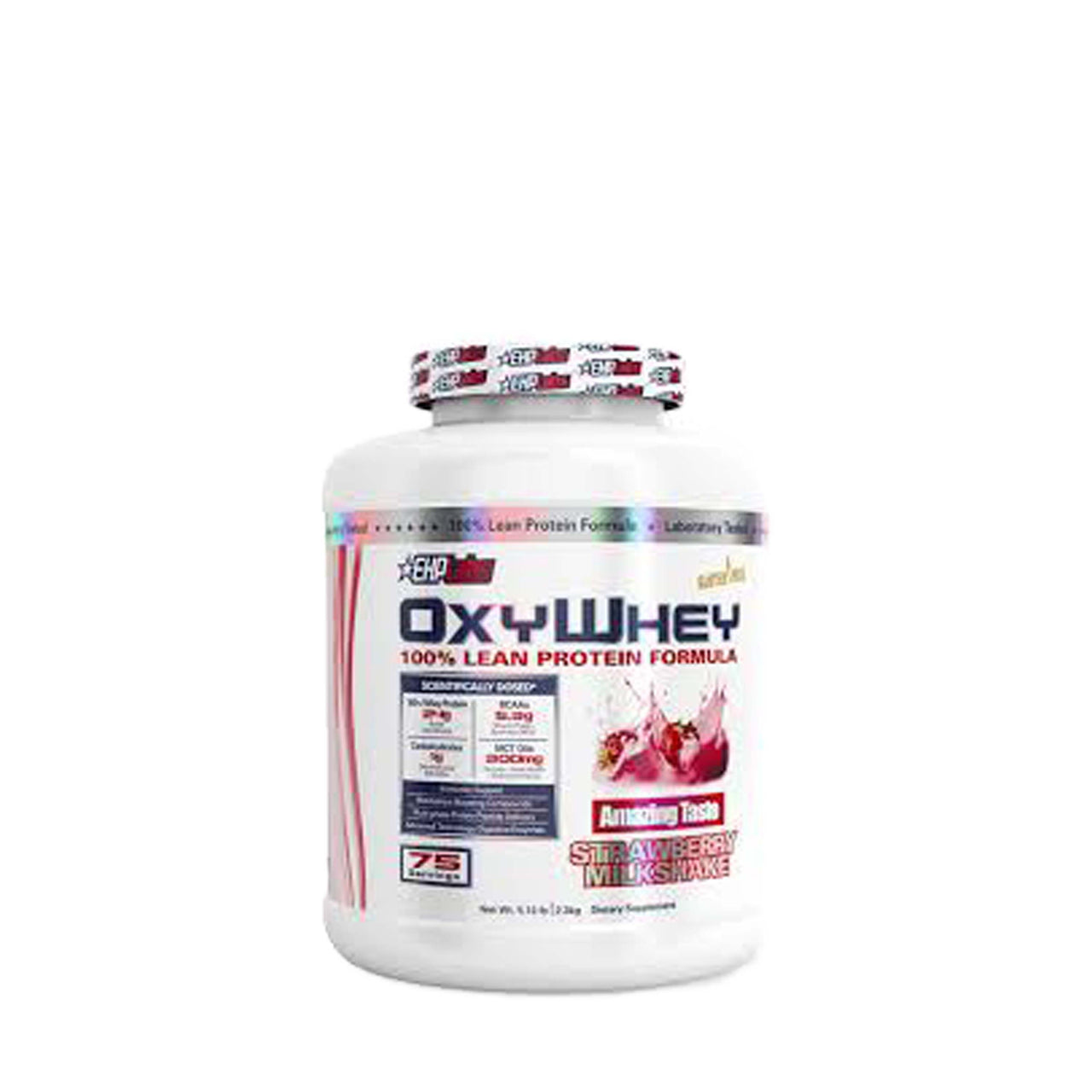 EHP Labs Oxy Whey 75 serves, EHP Labs - Nutrition Co Australia