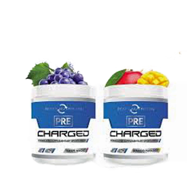Reset Nutrition PRE Charged, Reset Nutrition - Nutrition Co Australia
