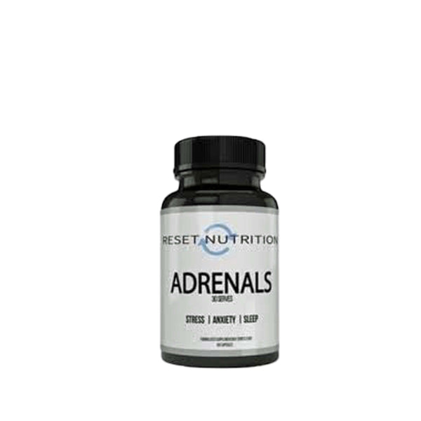 Reset Adrenals, Reset Nutrition - Nutrition Co Australia