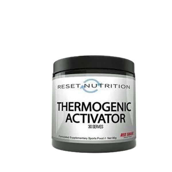 Reset Thermogenic Activator, Reset Nutrition - Nutrition Co Australia