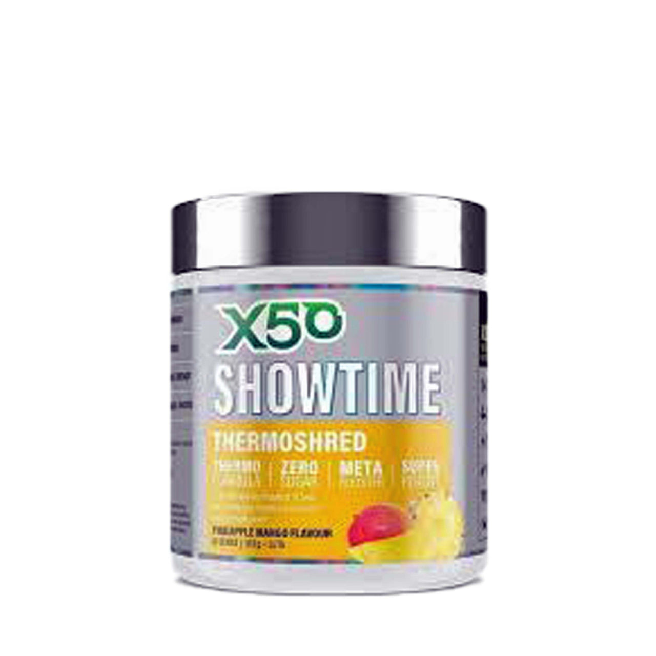 X50 Showtime 60 serve - Nutrition Co Australia