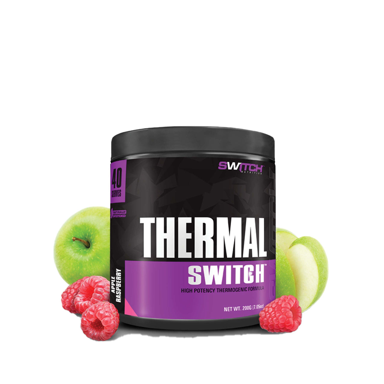 Switch Nutrition Thermal Switch 40 serves, Switch Nutrition - Nutrition Co Australia