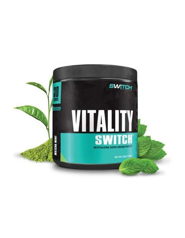 Switch Nutrition Vitality Switch, Switch Nutrition - Nutrition Co Australia