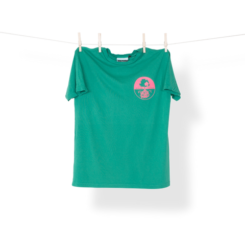Treehouse Logo T - Basil Green