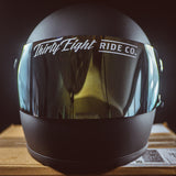 Logotype Helmet Decal