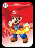 Super Smash Brothers Amiibo Cards Full sets or singles!