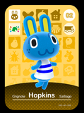 02 Hopkins welcome amiibo card