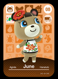 03 June welcome amiibo card
