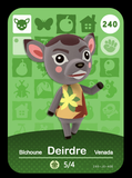 Animal Crossing Custom Made amiibo cards Series 3