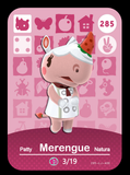 285 merengue amiibo card
