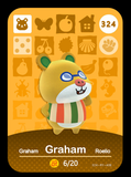 324 graham amiibo card