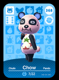 Animal Crossing Custom Made amiibo cards Series 4