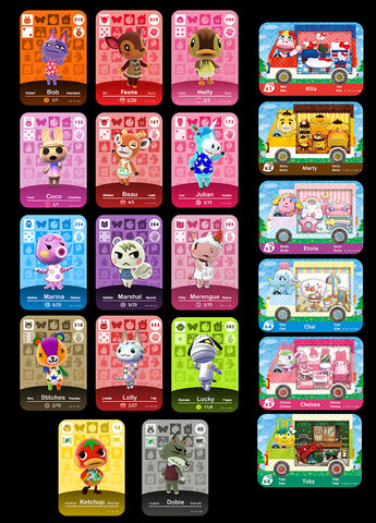 Animal Crossing Starter Kit Collection of 20 Cards!