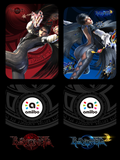 Bayonetta amiibo cards custom made.