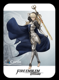 corrin female fire emblem amiibo card