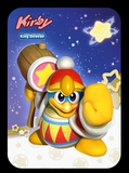 king dedede amiibo card