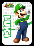 luigi rabbids amiibo card