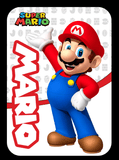 Mario + rabbids kingdom battle Themed Amiibo Cards - Singles or full set of 4