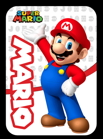 mario rabbids amiibo card