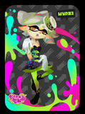 marie splatoon amiibo card