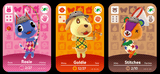 custom animal festival amiibo cards