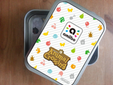 animal crossing amiibo card storage tins