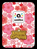 Animal Crossing Custom Whitney card 148 Series 2