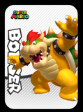 bowser amiibo card