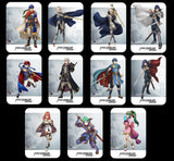 fire emblem warriors amiibo cards