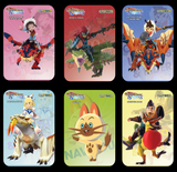 Monster Hunter Stories Amiibo Cards Full set or Singles