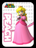 peach rabbids amiibo card