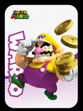 Super Mario Amiibo Cards