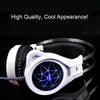 LED Backlight Gaming Headphones Deep Bass Comfortability - Onaap
