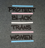 Protect Black Trans Men / Protect Black Trans Women Shirt