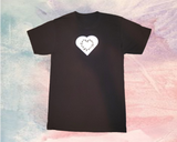 Protect Trans Lives - Heart With Trim Shirt