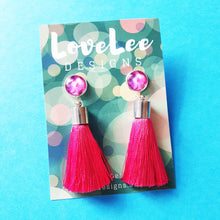Tassel Earrings!