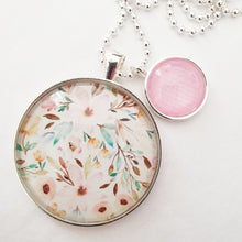 Large Circle Pendants