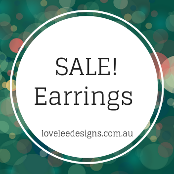 Earrings on SALE!