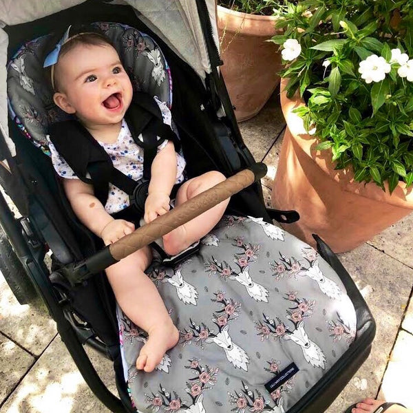 Custom Fit Pram Liner - Lilli May Collections