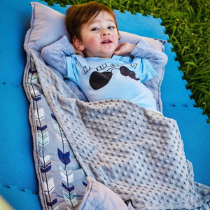 Daycare/Kindergarten Nap Mat - Lilli May Collections