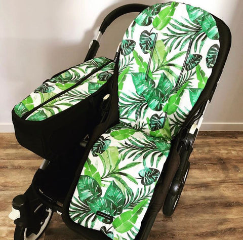 Custom Bugaboo Donkey Pram Liner & Side Basket Set - Lilli May Collections