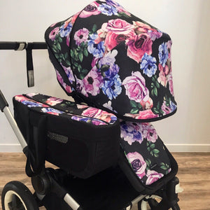 Custom Bugaboo Hood - Lilli May Collections