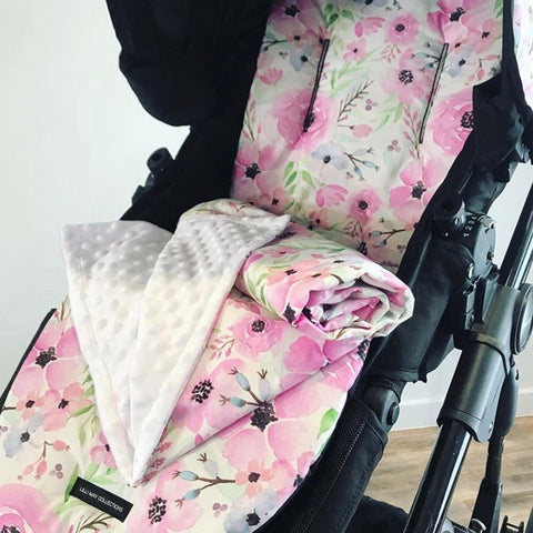 Pram Blanket - Lilli May Collections