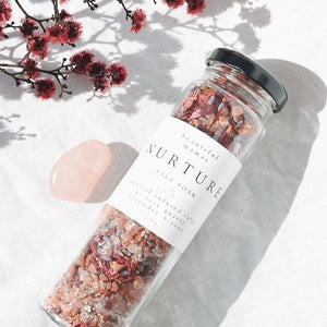 Beautiful Mamas Nurture Bath Soak 150g