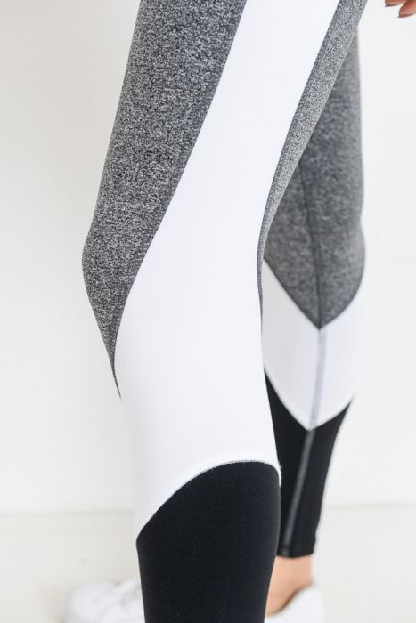 Triple threat legging