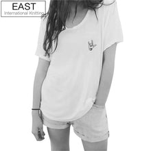 EAST KNITTING H841  New Brand T Shirt Women