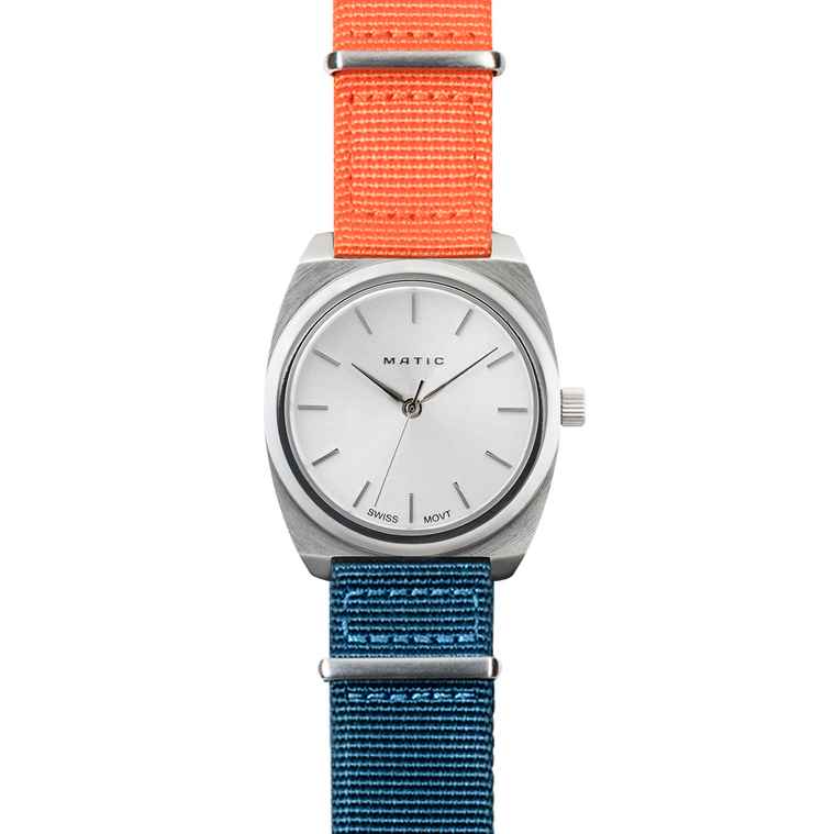 PEARL + ORANGE/BLUE NATO