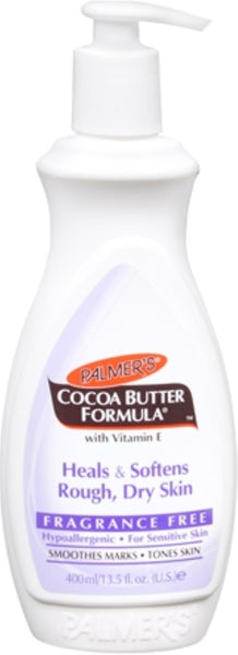 3 Pack - Palmer's Cocoa Butter Formula Lotion Fragrance Free 13.50 oz